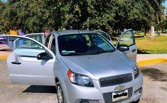 Chevrolet Aveo Automático 2013 - Excelentes Condiciones-5