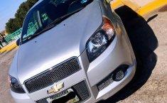 Chevrolet Aveo Automático 2013 - Excelentes Condiciones-4
