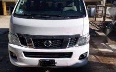 Camioneta Nissan Urvan 2016 en excelentes condiciones-1