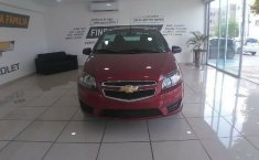 Chevrolet Aveo 2018 1.6 Ls At-3