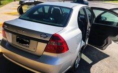 Chevrolet Aveo Automático 2013 - Excelentes Condiciones-2