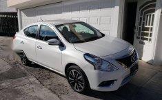 Nissan Versa 2019 Exclusive Navi. Piel. Automatico. A/A.-0