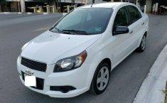 Chevrolet Aveo 2015 Version LT automatico-9