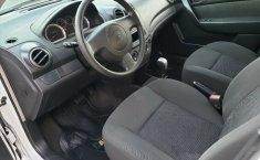 Chevrolet Aveo 2015 Version LT automatico-7