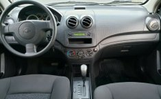 Chevrolet Aveo 2015 Version LT automatico-6
