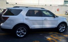 Ford Explorer 2013 Limited impecable todo original-0