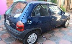chevrolet Chevy azul hatchback-4