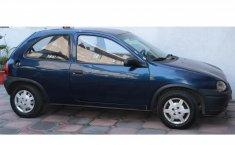 chevrolet Chevy azul hatchback-7