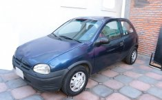 chevrolet Chevy azul hatchback-0