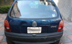 chevrolet Chevy azul hatchback-8