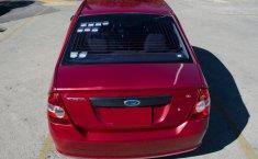 Fiesta 2006 Sedan 4 puertas, Excelentes condiciones Circula Diario-4