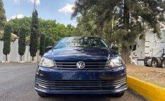 Volkswagen Vento 2017 Azul marino OPORTUNIDAD-0