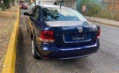 Volkswagen Vento 2017 Azul marino OPORTUNIDAD-2
