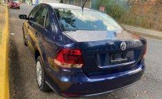 Volkswagen Vento 2017 Azul marino OPORTUNIDAD-3