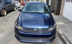Volkswagen Vento 2017 Azul marino OPORTUNIDAD-7