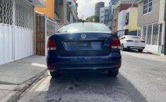 Volkswagen Vento 2017 Azul marino OPORTUNIDAD-9