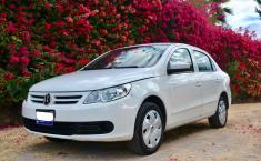 Volkswagen Gol 2013 Sedan-0