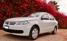Volkswagen Gol 2013 Sedan-11