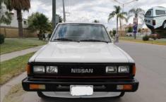 Nissan Pick Up 1993 Blanco-1