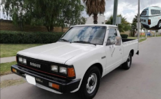 Nissan Pick Up 1993 Blanco-4