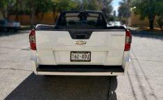 Camioneta pick up chrevolet tornado estándar blanca con aire acondicionado, lista para el trabaj-14