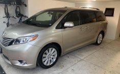 Toyota Sienna Limited, Piel, QC, Xenon, Asientos eléctricos-0