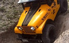 Jeep CJ Amarillo -1