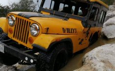 Jeep CJ Amarillo -2