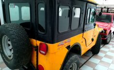 Jeep CJ Amarillo -4
