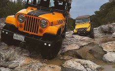 Jeep CJ Amarillo -5