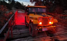 Jeep CJ Amarillo -6