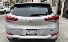 Hyundai Tucson Limited Tech Navy, Única Dueña-1