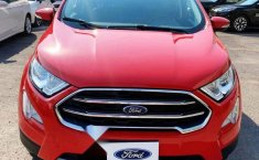Ford Eco Sport 2020 5p Titanium AT 2.0L-1