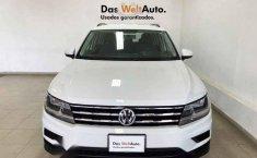 Volkswagen Tiguan 2019 5p Trendline Plus 1.4 L4/1.-8