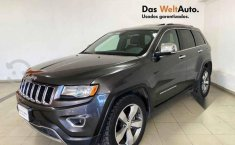 Jeep Grand Cherokee 2016 5p Limited 4x2 V6/3.6 Aut-7