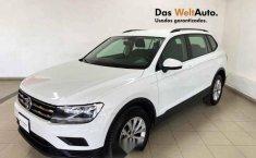Volkswagen Tiguan 2019 5p Trendline Plus 1.4 L4/1.-3