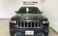 Jeep Grand Cherokee 2016 5p Limited 4x2 V6/3.6 Aut-4
