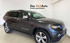 Jeep Grand Cherokee 2016 5p Limited 4x2 V6/3.6 Aut-1