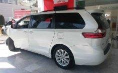 Toyota Sienna 2015 5p XLE V6/3.5 Aut Q/C Piel-10