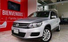 Volkswagen Tiguan 2014 5p Sport&Style L4/1.4/T-9