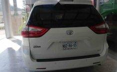 Toyota Sienna 2015 5p XLE V6/3.5 Aut Q/C Piel-7