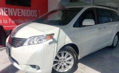Toyota Sienna 2015 5p XLE V6/3.5 Aut Q/C Piel-1