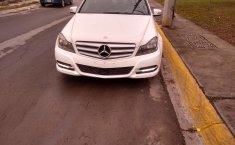 Mercedes-Benz Clase C200 CGI SPORT 2013 Blanco-1