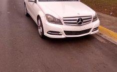 Mercedes-Benz Clase C200 CGI SPORT 2013 Blanco-2