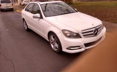 Mercedes-Benz Clase C200 CGI SPORT 2013 Blanco-3