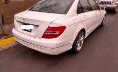 Mercedes-Benz Clase C200 CGI SPORT 2013 Blanco-5