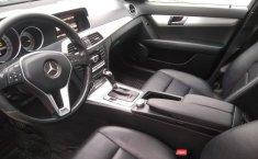 Mercedes-Benz Clase C200 CGI SPORT 2013 Blanco-6