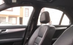 Mercedes-Benz Clase C200 CGI SPORT 2013 Blanco-7
