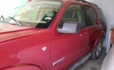 Ford Explorer 2008 Rojo -1