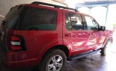 Ford Explorer 2008 Rojo -3